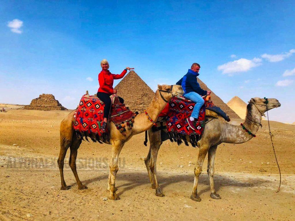 Экскурсия Каир