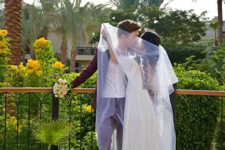 Свадебная фотосессия Шарм-Эль-Шейх