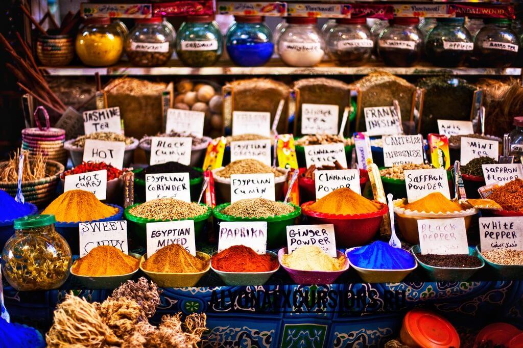 Старый город - OLd market специи