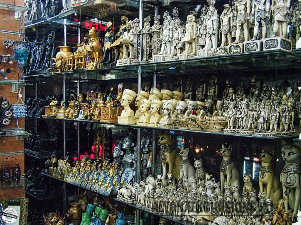 Сувениры Египет, Old market-старый город
